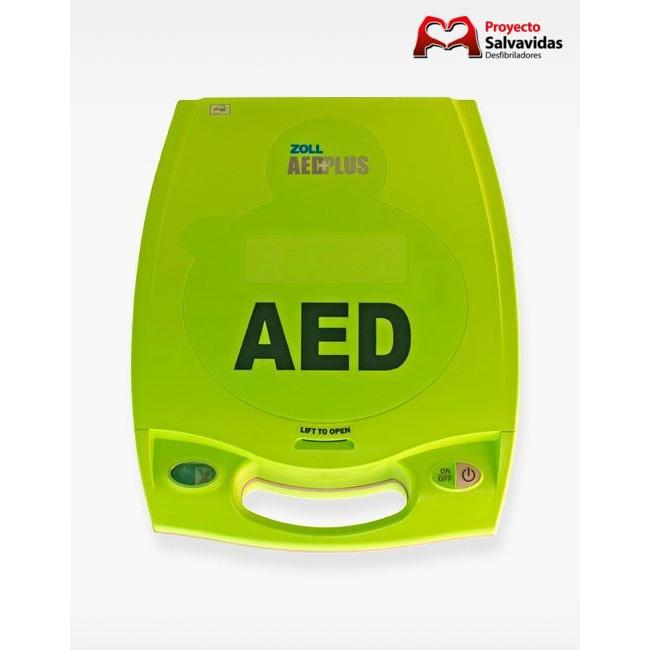 Desfibriladores Zoll AED PLUS reacondicionados