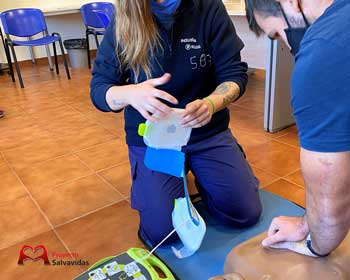 Nueva Pescanova committed to the cardioprotection of its employees