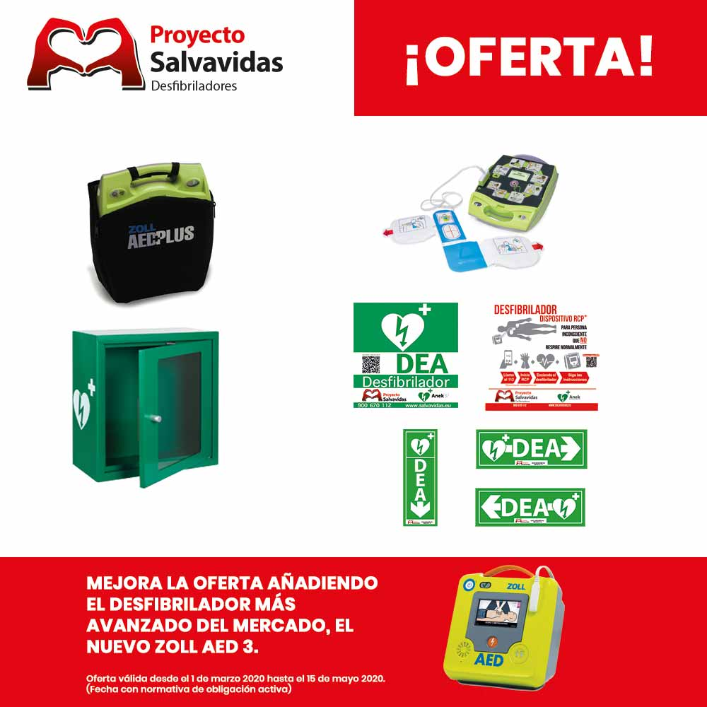 Defibrillator offers for dental clinics