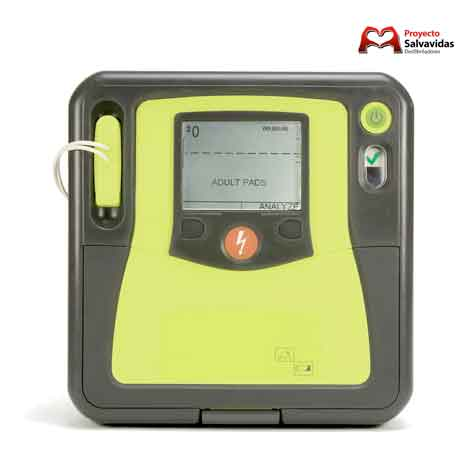 Défibrillateur Zoll AED Pro