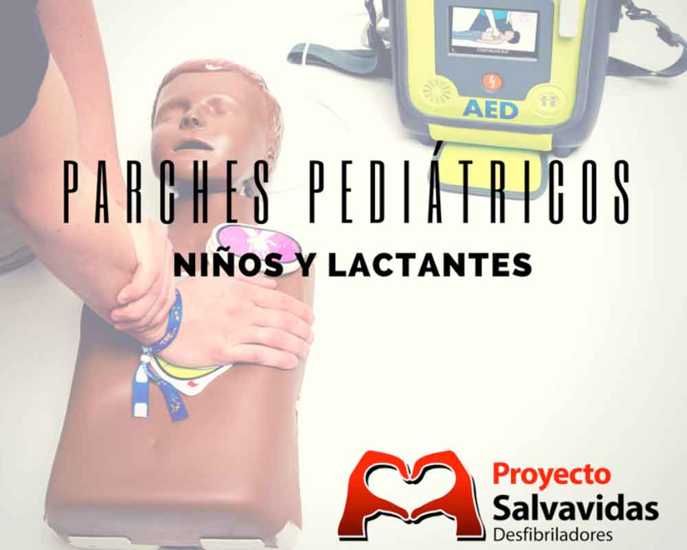 Automatic defibrillator for children