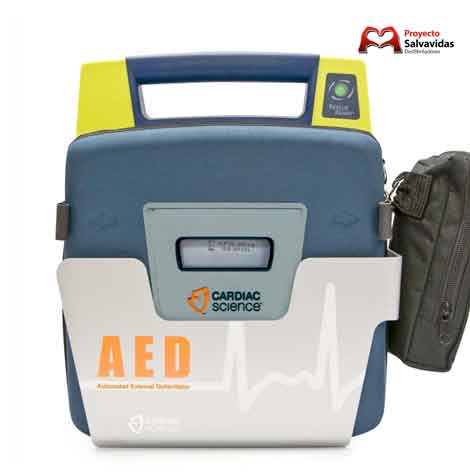 Desfibril·lador Cardiac Science Powerheart G3