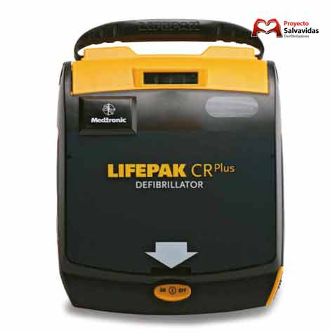 Medtronic Physiocontrol Lifepak CR Plus