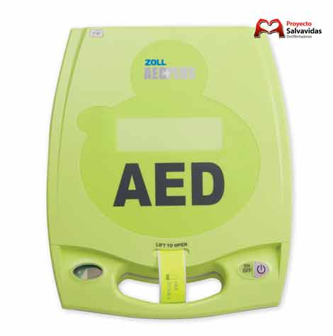 Desfibril·lador extern Zoll AED Plus