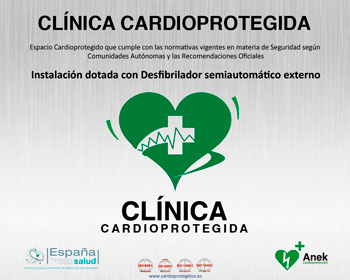 DEA defibrillators in cardioprotected dental clinics