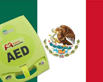 Defibrillators & Cardioprotection Mexico | Lifeguard Project